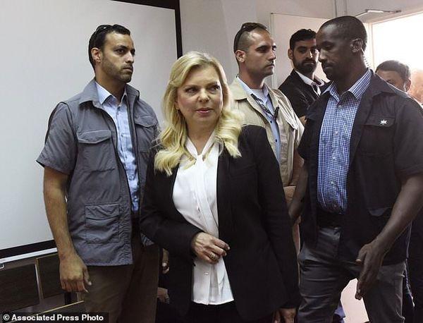 نقض قوانین قرنطینه از سوی همسر نتانیاهو