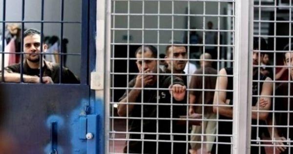 اعتراض زندانیان فلسطینی به اقدامات اداره زندان های اسرائیل
