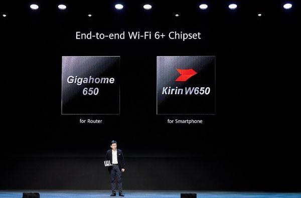 رونمایی هوآوی از اولین تراشههای Wi-Fi 6+ جهان ویژه گوشیهای هوشمند و روترهای وایفای خانگی
