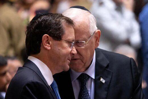 رئیس جدید اسرائیل سوگند یاد کرد
