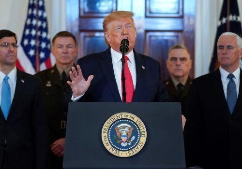 شورایآتلانتیک:جمهوری اسلامی نابودشدنی نیست/آمریکا پس از انتخابات با ایران چه خواهد کرد؟