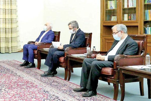 رونمایی از وزیر خارجه رئیسی؟