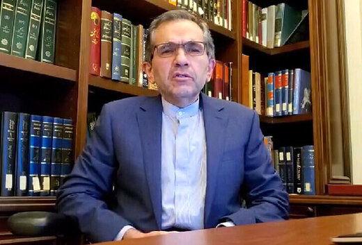 تختروانچی: چطور از ایران که در برجام هست، انتظار می رود گام اول را بردارد