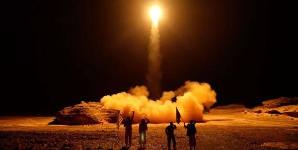 عملیات موشکی نیروهای یمنی علیه اهداف نظامی در جده