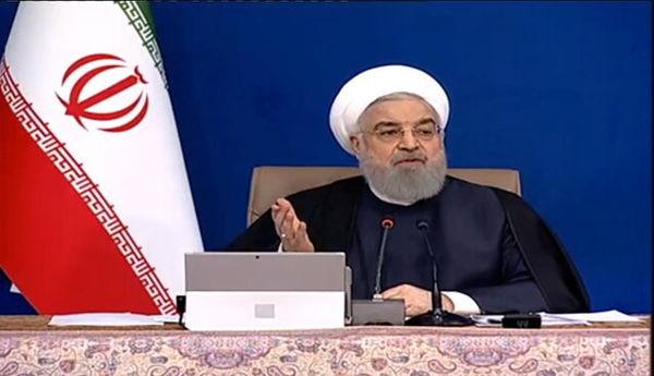 روحانی درگذشت مادر شهیدان کارکوب زاده را تسلیت گفت