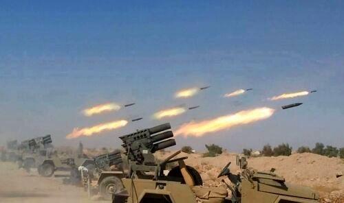 پنج عضو داعش در صلاح الدین عراق کشته شدند