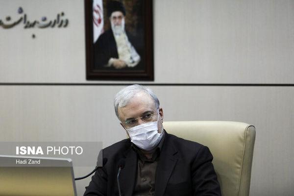 پیام تسلیت وزیر بهداشت به رییس جمهور