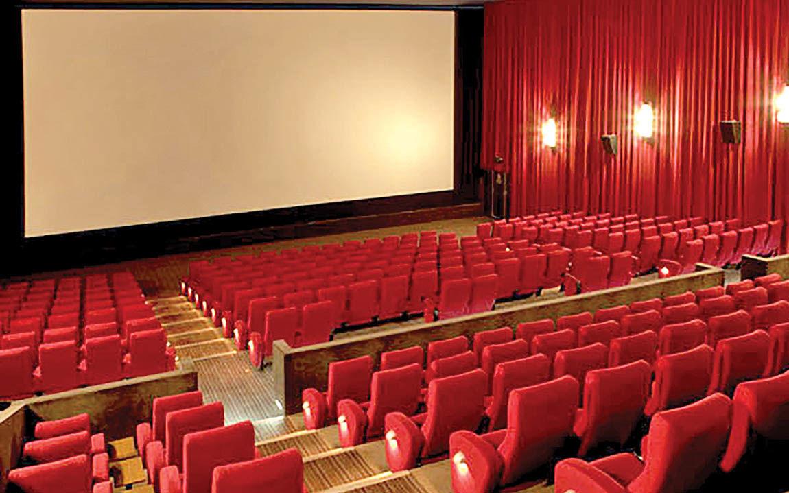 مسیر توسعه مصرف سینمایی در ایران