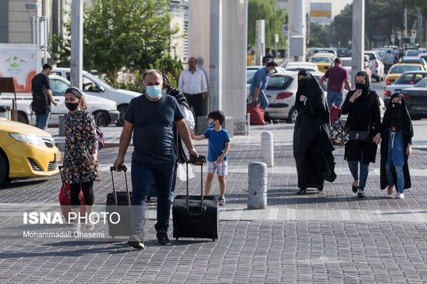 ممانعت از سفر بیش از ۲۰ مسافر در فرودگاه اهواز به دلیل ابتلا به کرونا