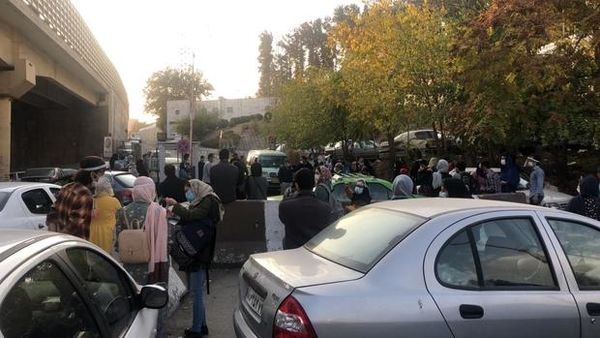 شارمین میمندینژاد از زندان آزاد شد