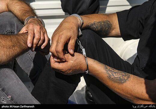 قمهکشهای آزادراه تهران- شمال دستگیر شدند