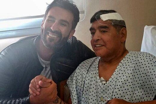 اتهام قتل غیر عمد به پزشک مارادونا