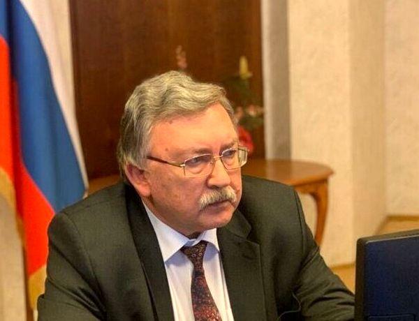 درخواست اولیانوف از ایران در رابطه با حادثه نطنز
