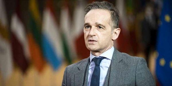 وزیر خارجه آلمان میانمار را تهدید کرد