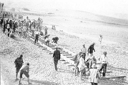 زنجیره بدهی پهلوی اول به کارگران
