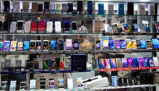نوسانات قیمت در بازار موبایل شدت گرفت