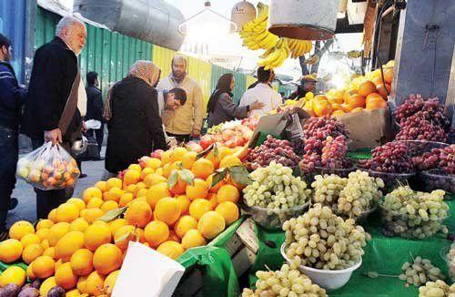 قیمت انواع میوه و صیفی در بازار امروز+ جدول