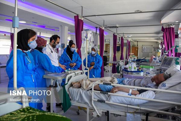 شناسایی ۲۲۴۷۸ بیمار تازه کرونایی در کشور