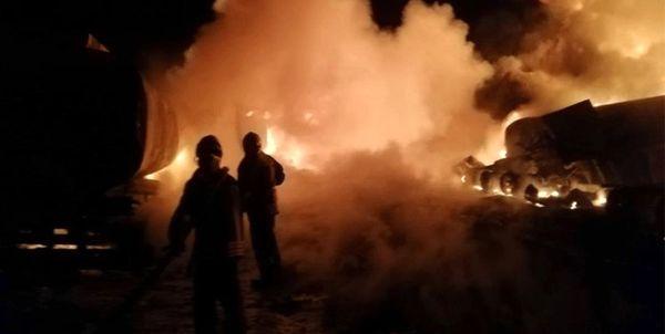 خبر منابع سوری از وقوع انفجارهای شدید در مناطق تحت اشغال ترکیه این کشور