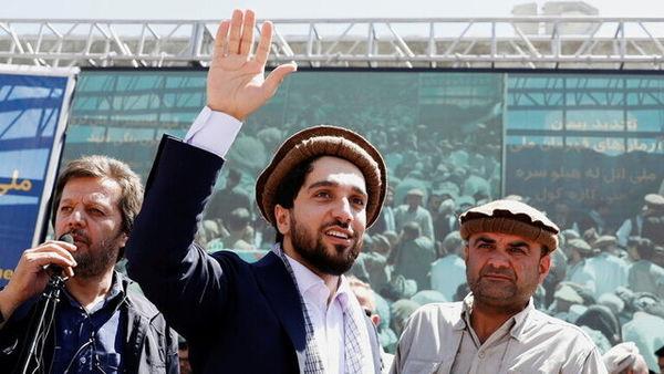 درخواست احمد مسعود از کشورهای منطقه برای فشار به طالبان