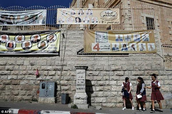 رژیم صهیونیستی و نگرانی شدید از احتمال پیروزی حماس در انتخابات فلسطین