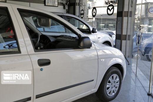 رکود مطلق در بازار خودرو
