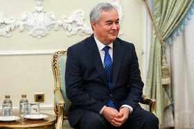 سفیر تاجیکستان