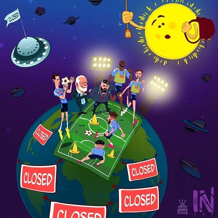 دنیا تعطیله آقای گتوزو!