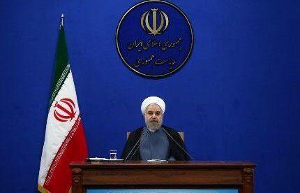 روحانی: هیچگاه با ضعف پای میز مذاکره نخواهیم رفت/پروژه فشار حداکثری آمریکا به نتیجه نرسید /در سال ۹۷ و ۹۸ اقتصاد بدون نفت را تجربه کردیم /۱