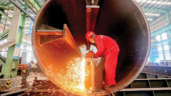 رشد تولید فولاد ایران به رغم تحریم