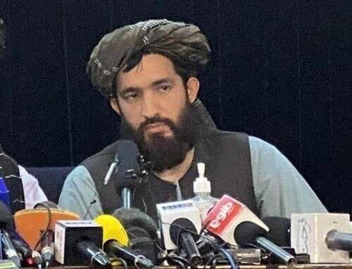 سخنگوی طالبان: امیدواریم در جهان به عنوان دولت مشروع شناخته شویم