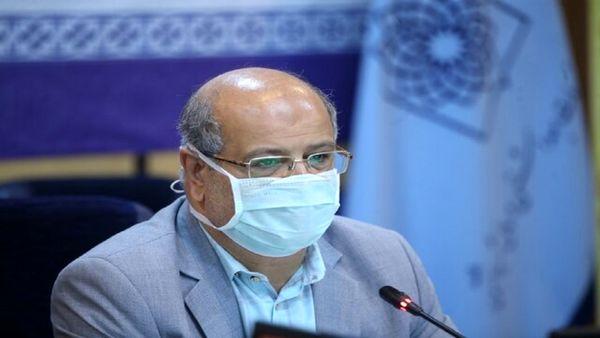 آمار بیماران بستری کرونا در تهران رکورد زد