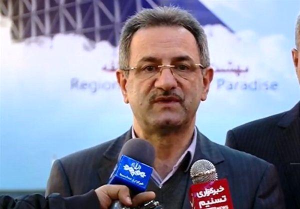 تشریح عملکرد دستگاههای اجرایی استان از سوی استاندار تهران