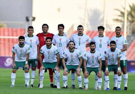 خط و نشان کاپیتان تیم ملی عراق برای شاگردان اسکوچیچ