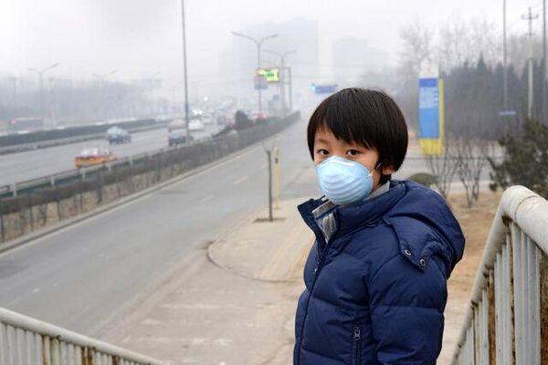 مراقب فشار خون فرزندان خود در آلودگی هوا باشید