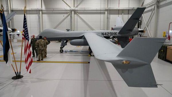 آمریکا پهپادهای مسلح به امارات می فروشد
