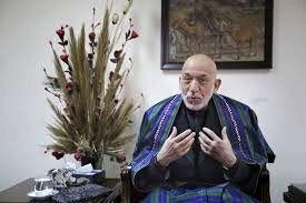 پیام حامد کرزای به مردم افغانستان