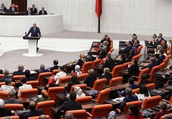 پارلمان ترکیه اظهارات ضداسلامی مکرون را محکوم کرد