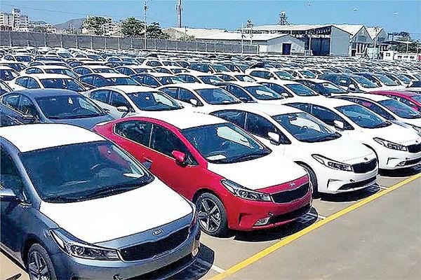 استارت واردات با کدام خودرو؟