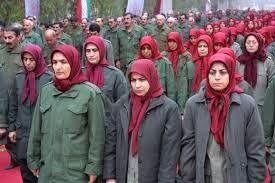 پخش تصاویری از مقر گروهک تروریستی منافقین از تلویزیون