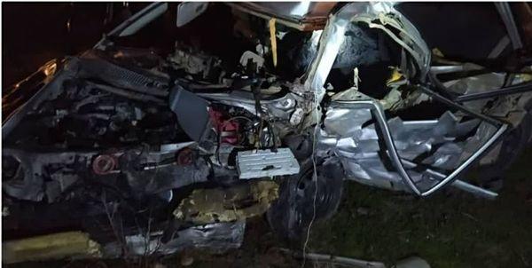 ۴ کشته و یک زخمی بر اثر تصادف در رامهرمز