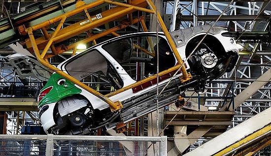رشد 6 درصدی تولید خودرو