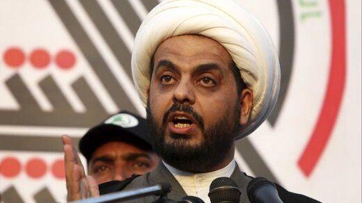 تهدید دولت الکاظمی از سوی قیسالخزعلی