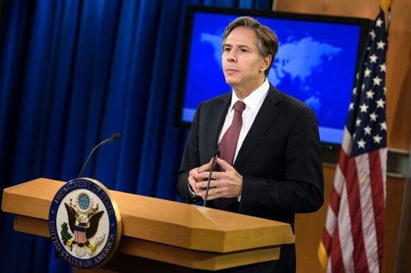 بلینکن: دولت بایدن خواهان بازگشت ایران به برجام است
