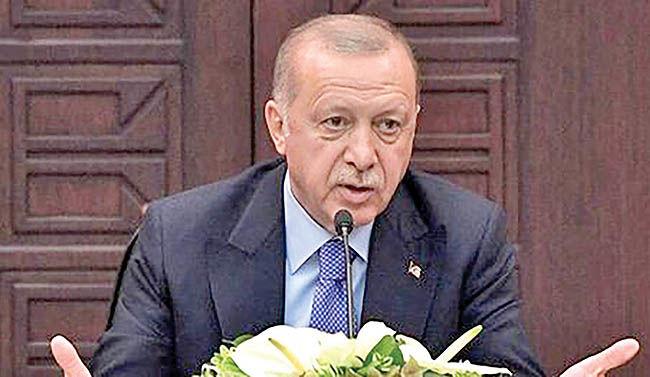 گلایه اردوغان از ایران