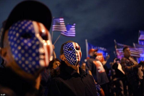 نگرانی رسانههای جهان از حوادث بعد از انتخابات آمریکا