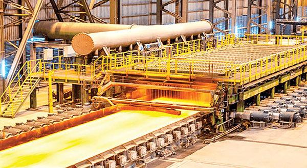 تحقق جهش تولید در فولاد اکسین