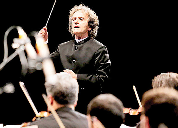کنسرت ارکستر سمفونیک تهران در تالار وحدت