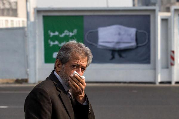 احتمال ورود هوای تهران به شرایط بسیار ناسالم برای همه گروهها