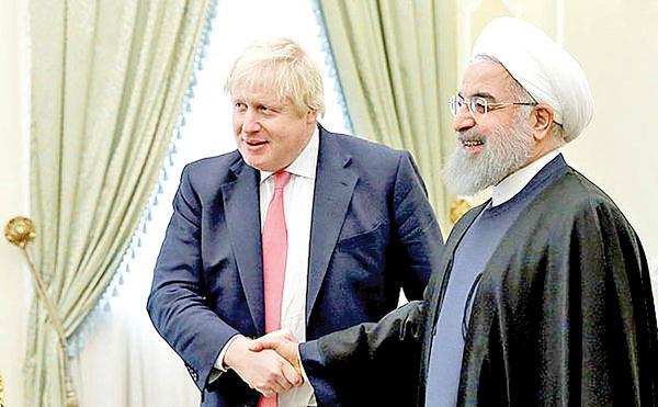 آنالیز روابط تهران -لندن در دولت روحانی